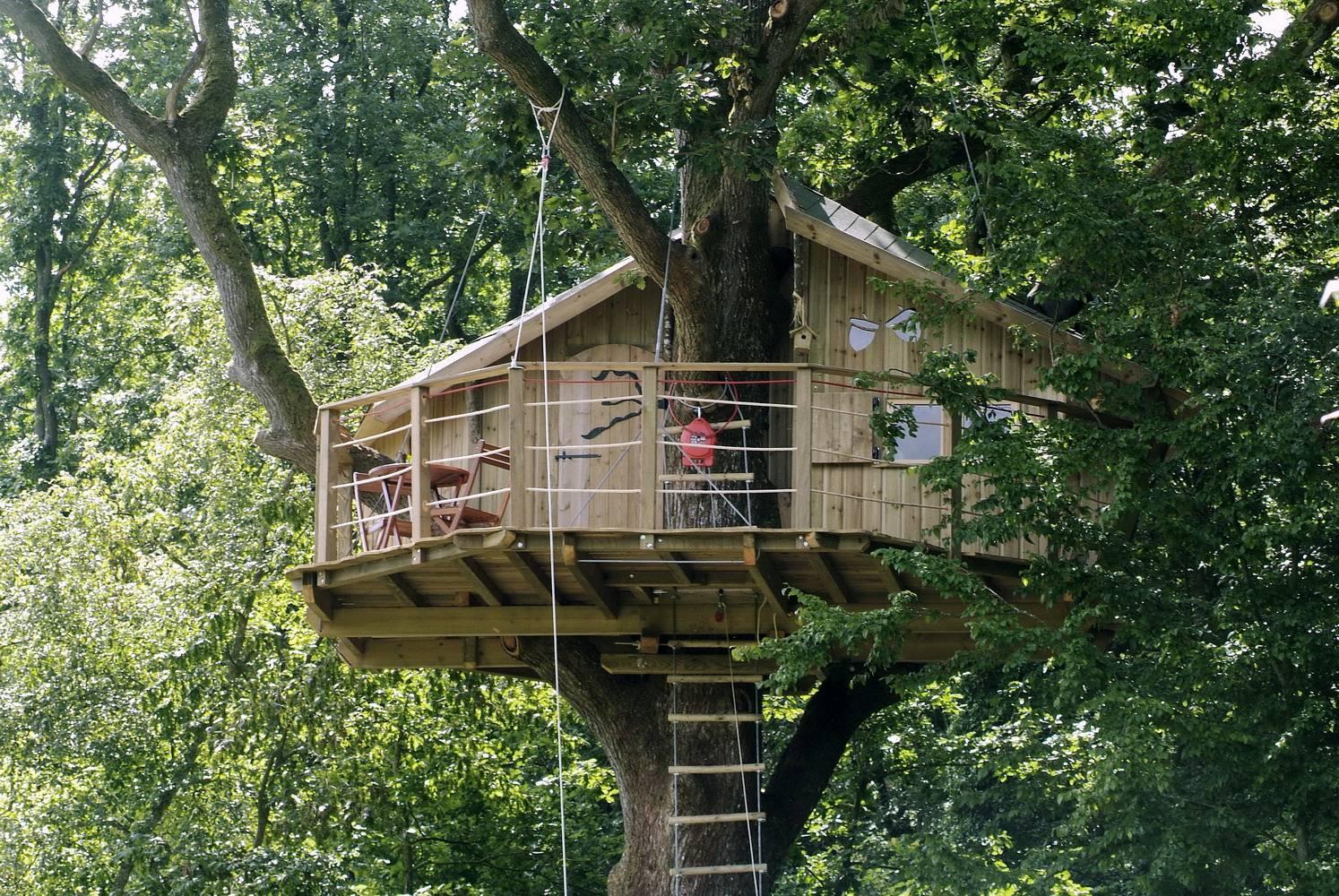 Le Domaine du Bois landry, forestier multi-fonctionnel vous accueillie ...